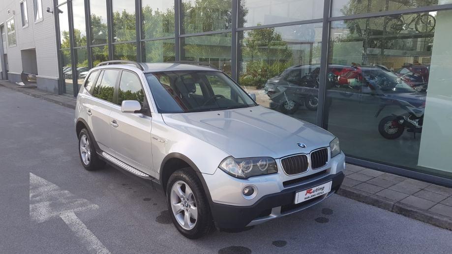 BMW X3 xDrive20d Automatik