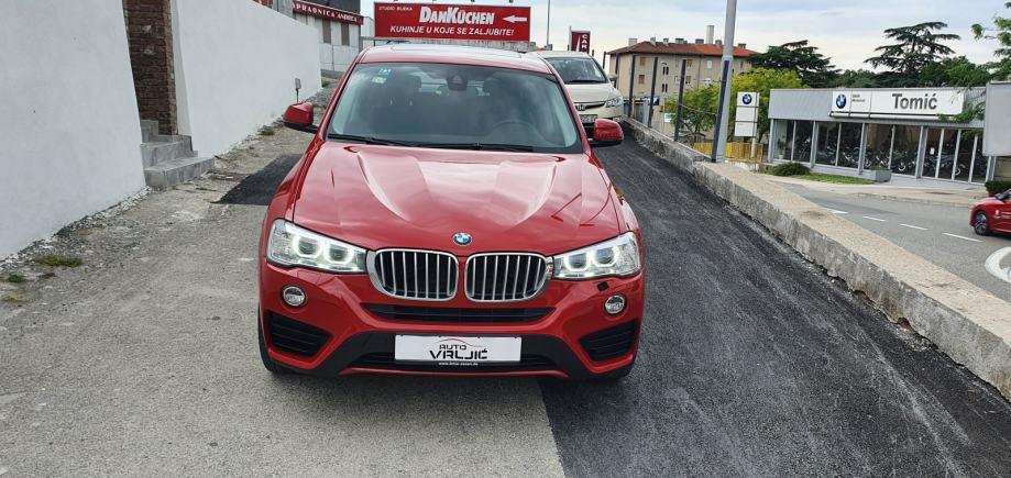 BMW X4 35d X DRIVE,230 KW**TOP STANJE,BMW SERVISNA KNJIZICA**