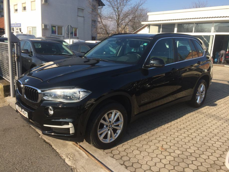 BMW X5 30dXDRIVE, NAVI, KOŽA, HEAD UP, SERVISNA, 4 X GARANCIJA!