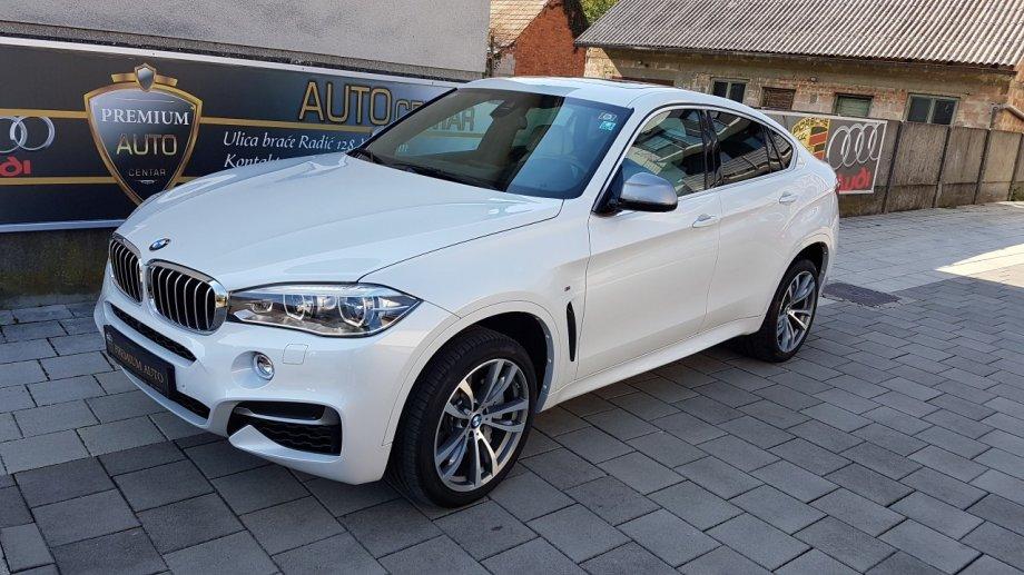 BMW X6 M50d*LED*INDIVIDUAL**MAXI OPREMA*PRVA REG 6/2017GOD.**