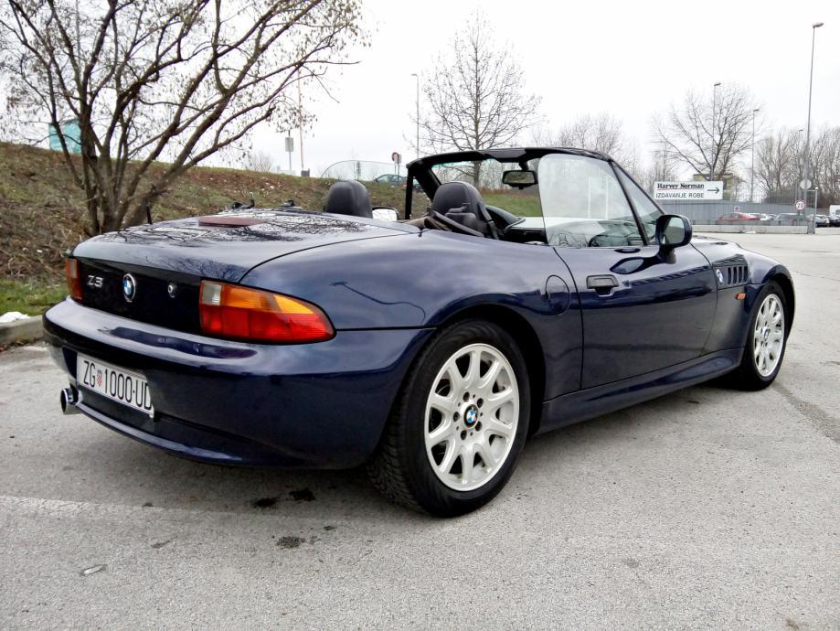 BMW Z3 1.9i izvrstan, 1995 god.