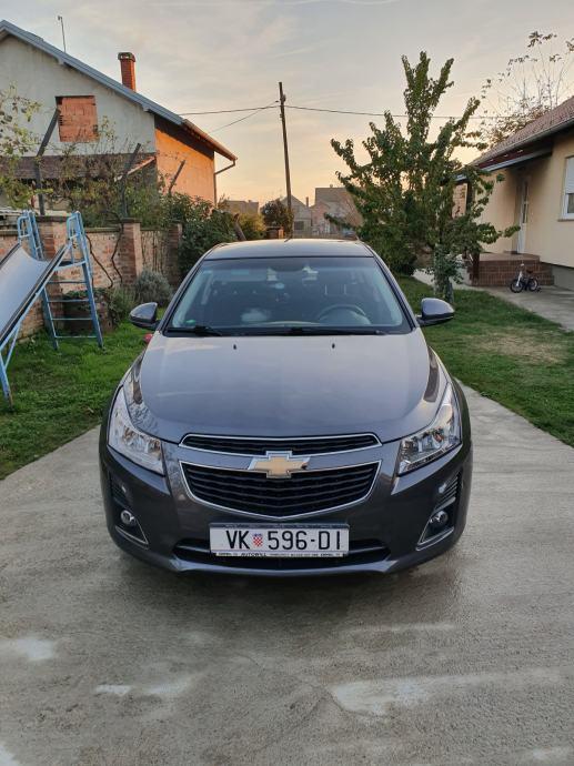 Chevrolet Cruze 1,6 16V LS+