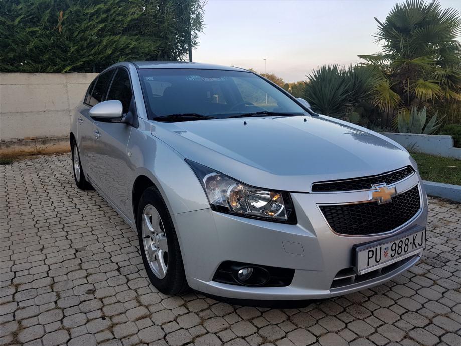 Chevrolet Cruze 1,6 LT+,LPG,reg.1 g.