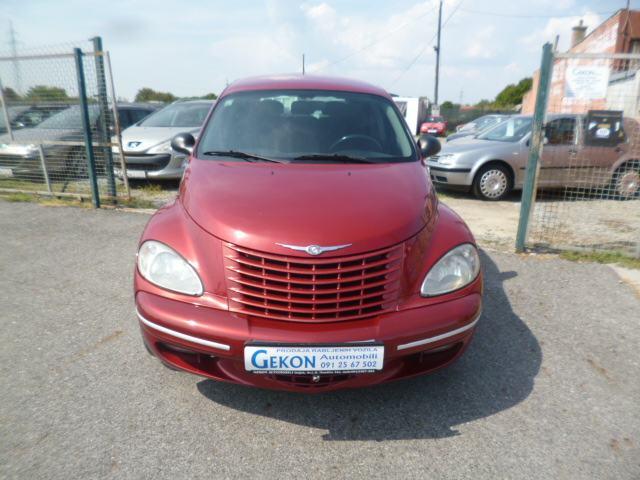 Chrysler PT Cruiser 2,2 CRD KLIMA ALU KREDIT KARTICE ++ 220000 KM ++