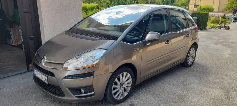 Citroën C4 Picasso 1,6 HDi 80 kw..reg 06/2022..MOŽE ZAMJENA ZA MANJE..