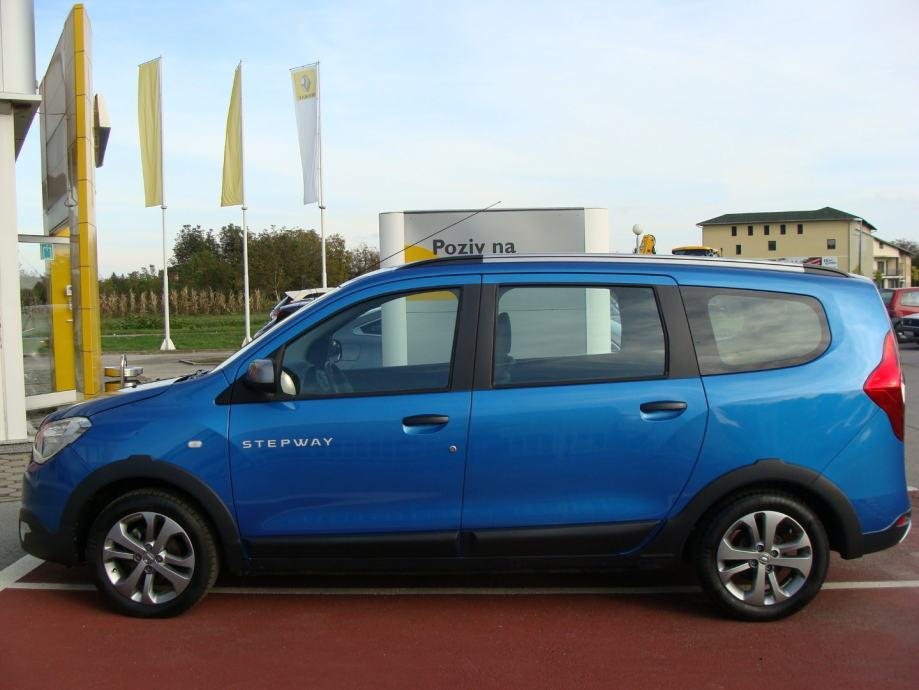 dacia lodgy stepway 1 5 dci 90 km navi jamstvo. Black Bedroom Furniture Sets. Home Design Ideas
