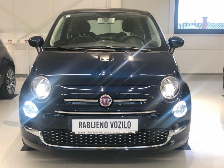 Fiat 500 1,2 8V Dolce - DOSTUPNO ODMAH - TVORNIČKO JAMSTVO 5+!!!