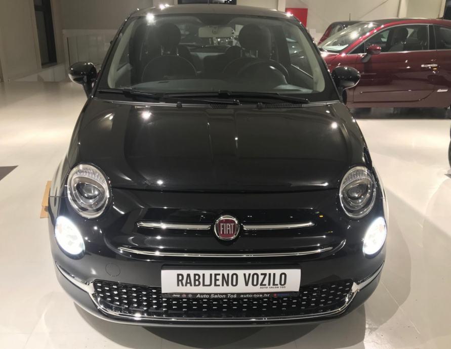 Fiat 500 1,2 8V Dolce - DOSTUPNO ODMAH - PRODULJENO JAMSTVO 5+!!!