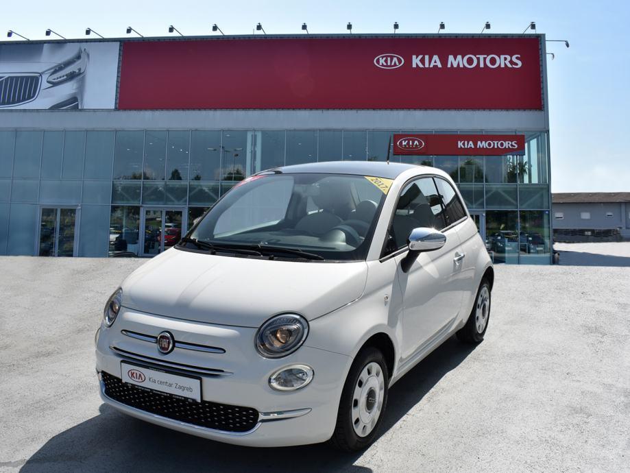 Fiat 500 1.2,TEMPOMAT,BT,ALU,PANORAMA, 2 GODINE GARANCIJE