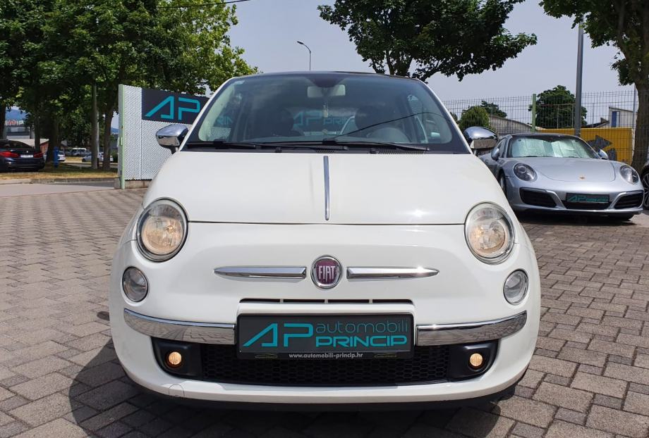 Fiat 500 500 1.2 8V LOUNGE