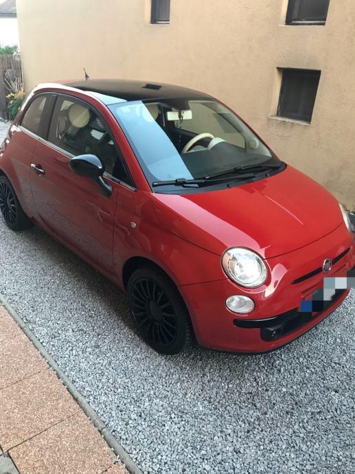 Fiat 500 500 1,2 8V