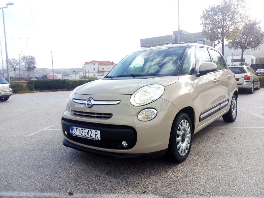 Fiat 500L 1,3 Multijet easy 60000tkm ,god registriran!!!!!