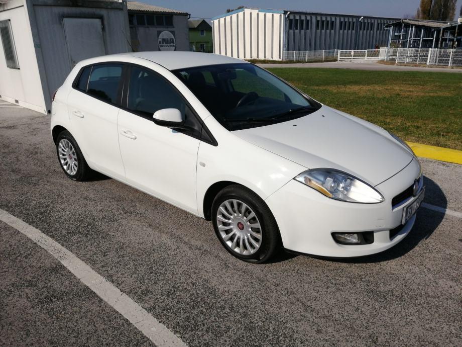 Fiat Bravo 1,9 JTD, HR VOZILO.. Reg. 10/2020