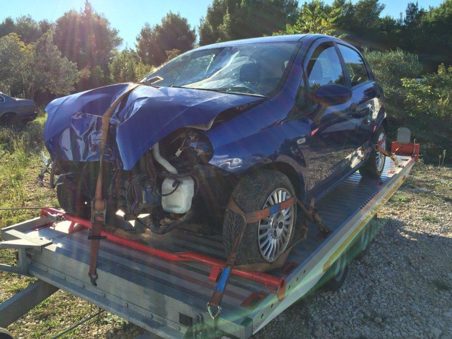 Fiat Grande Punto 1,3 Multijet 16V   DIJELOVI