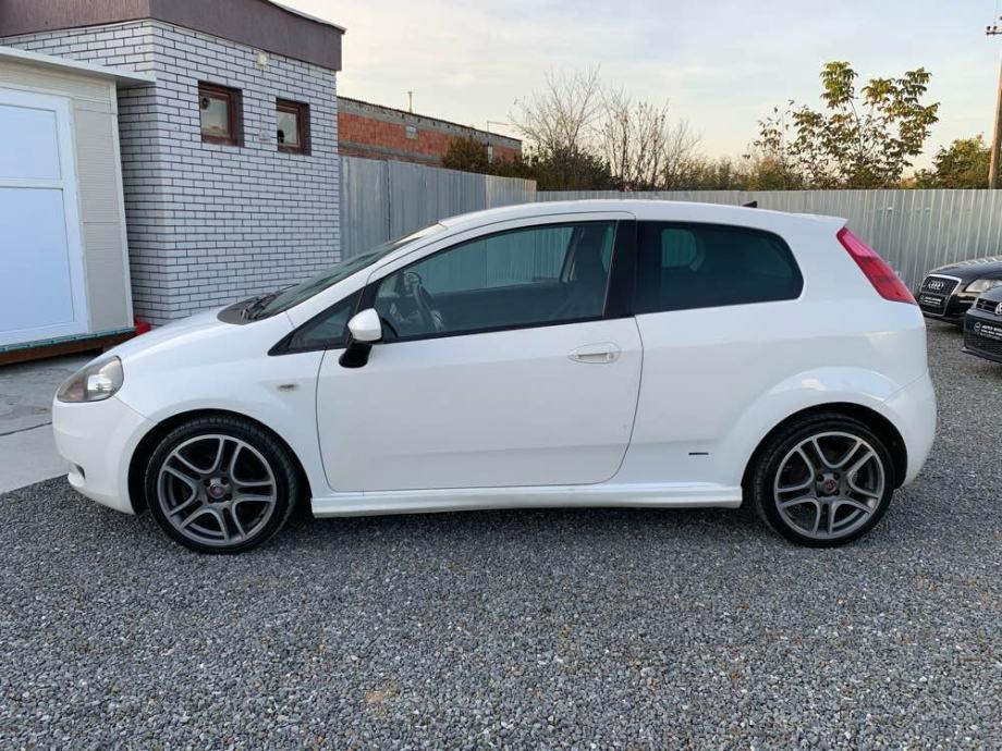 Fiat Grande Punto SPORT, REG 10/2020, 2008 god.