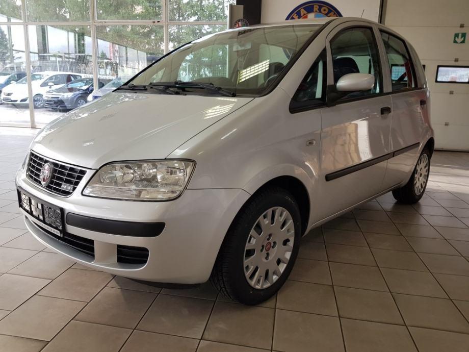 Fiat Idea 1.3 16V JTD Multijet
