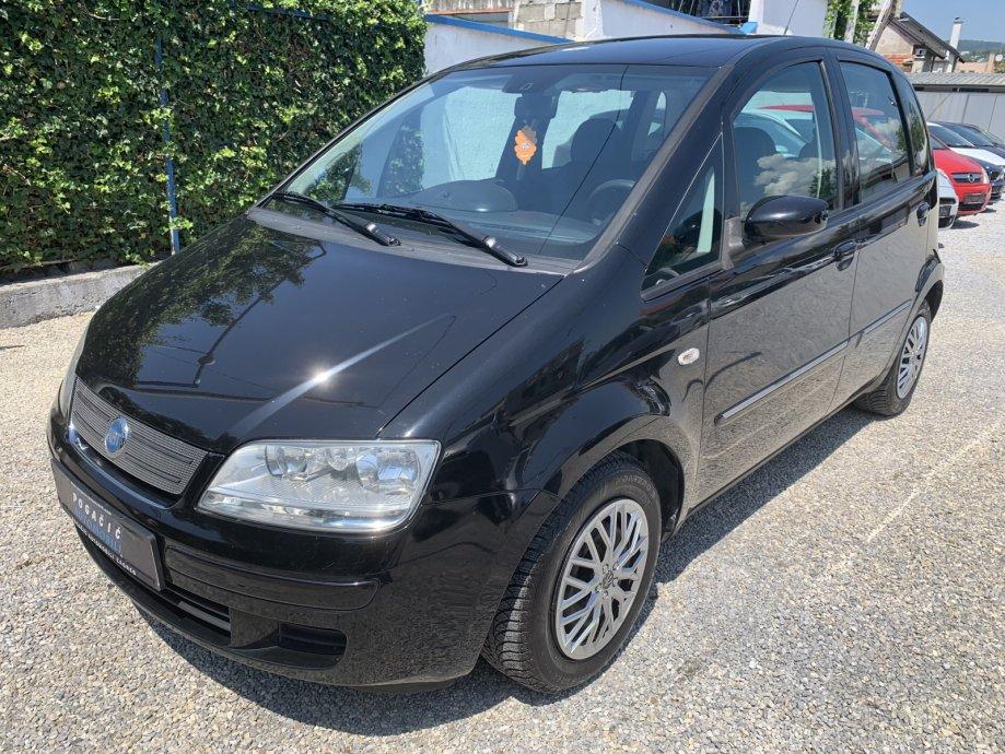 Fiat Idea 1,3 16V JTD Multijet - SUPER STANJE - REGISTRIRAN