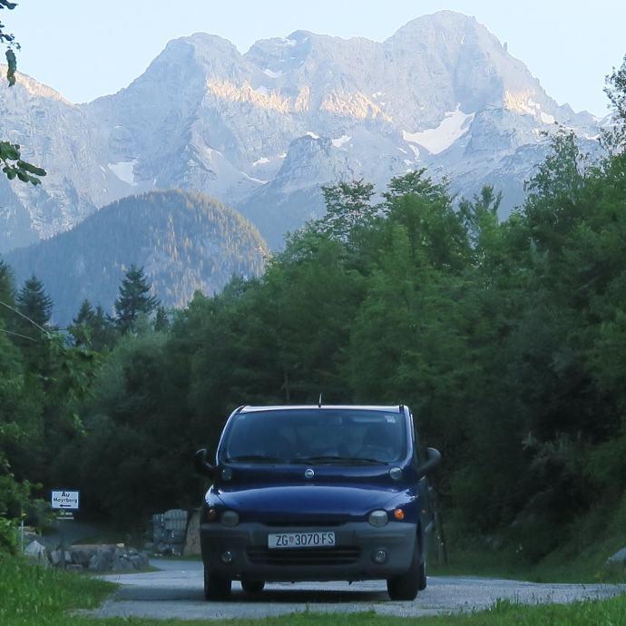 Fiat Multipla 1.9 jtd elx 110ks