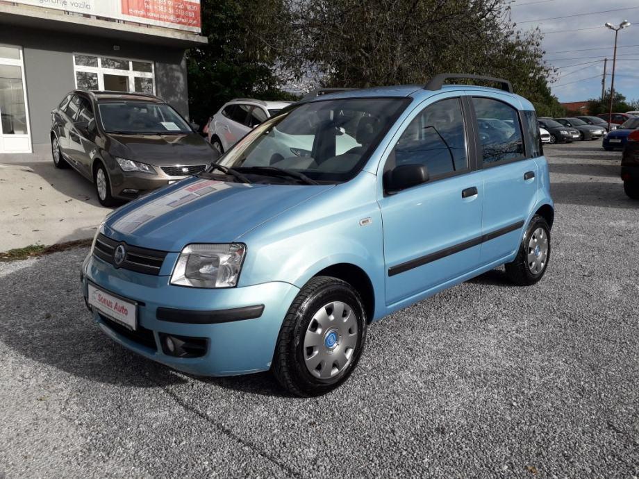 Fiat Panda 1,3 Multijet 16V