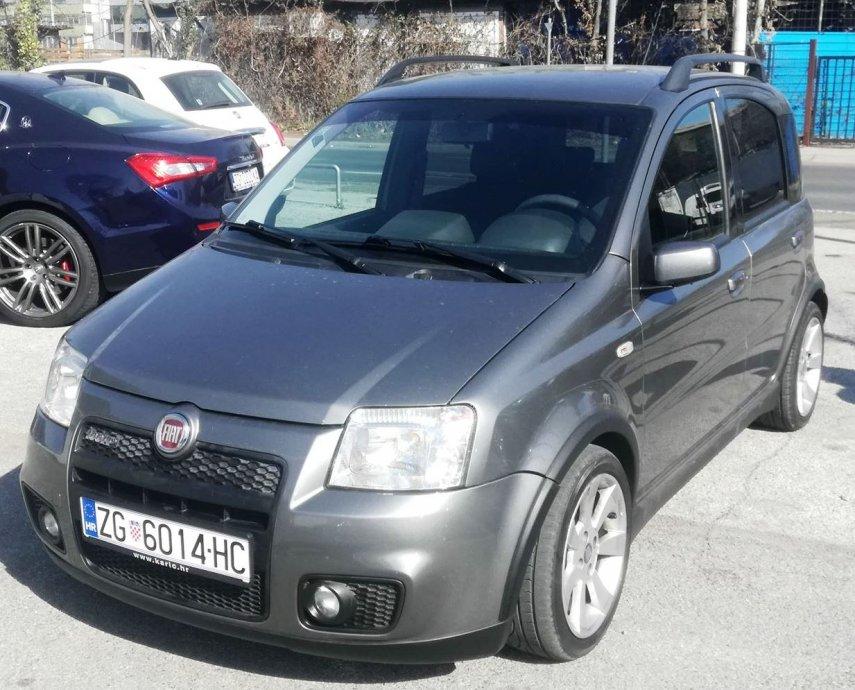 Fiat Panda 100 HP 1,4 16V Registrirana