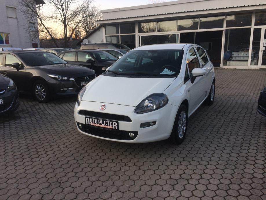 Fiat Punto 1,3 Multijet 16V 106455KM SERVISNA,GARANCIJA