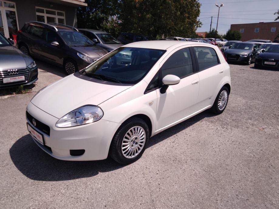Fiat Punto 1,3 Multijet 16V / 75 KS /