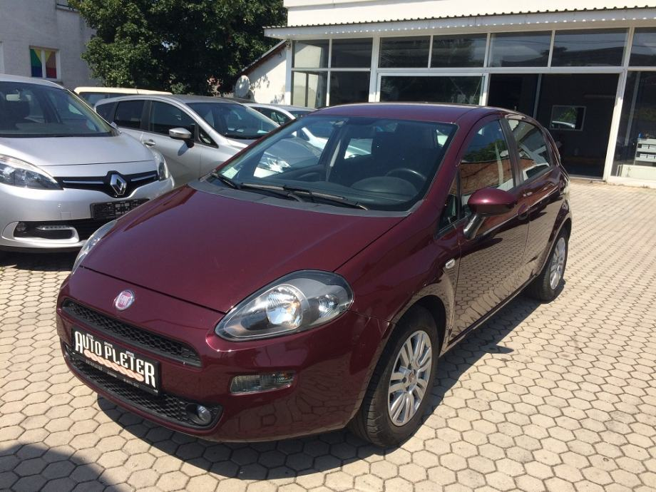 Fiat Punto 1,3 Multijet 16V, JAMSTVO, TOP STANJE!