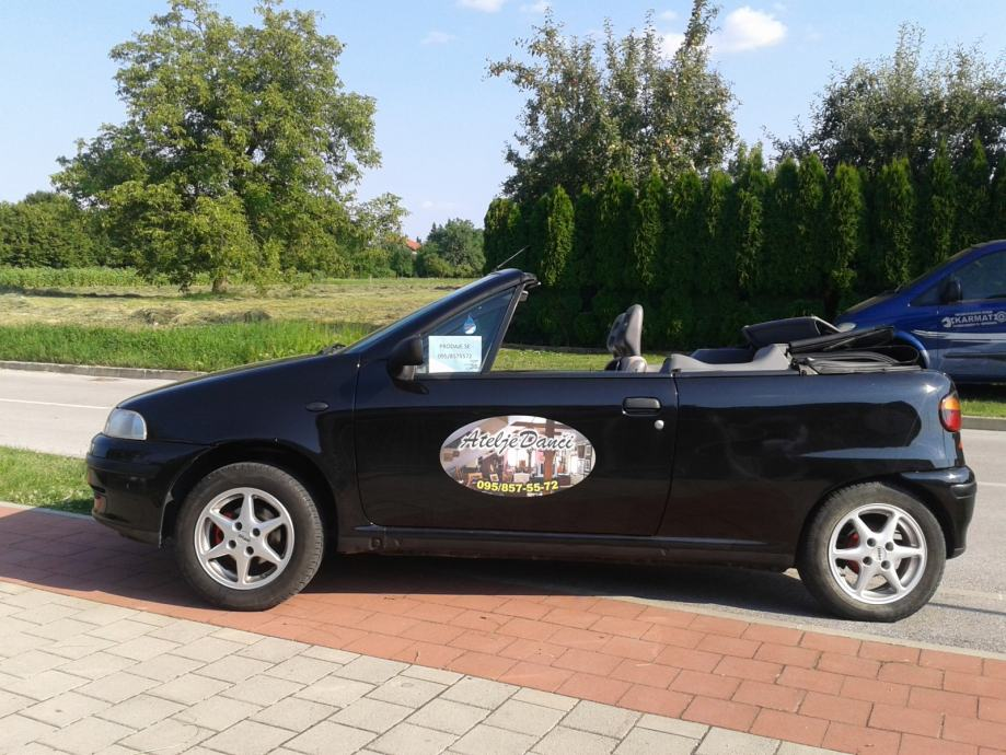 Fiat Punto Cabrio 1.2