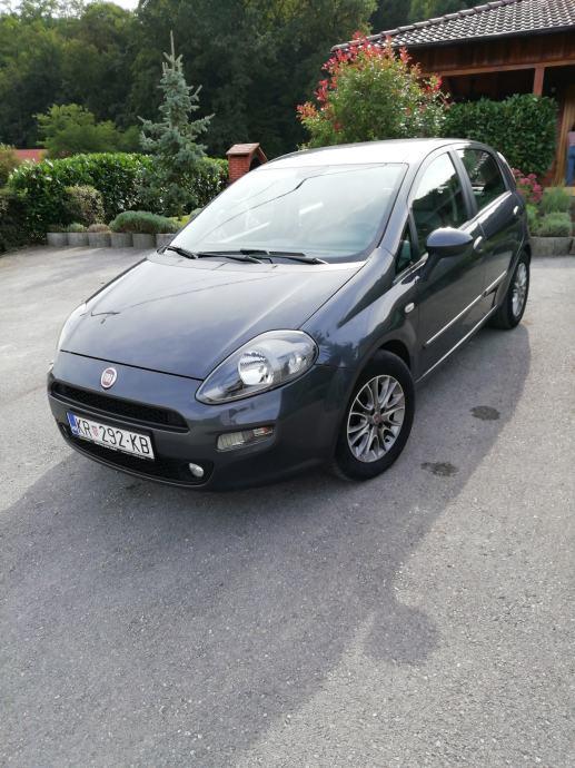 Fiat Punto Evo S&S 1,3 Multijet 16V