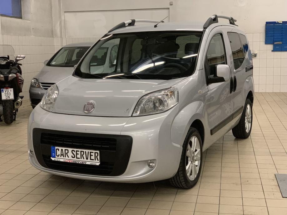 Fiat Qubo 1.3 MJTD
