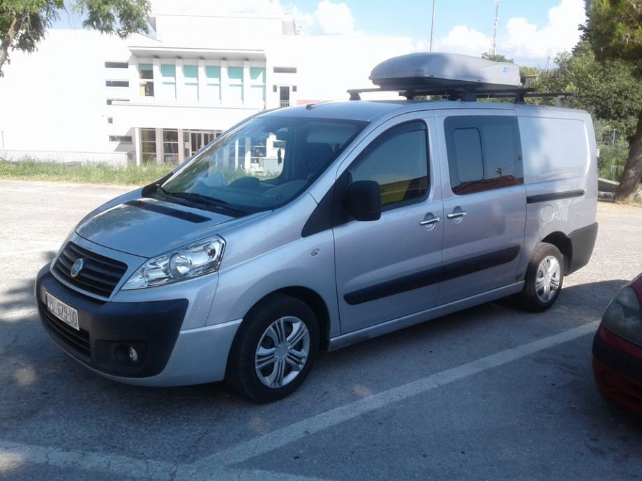 Fiat Scudo 2,0 MJT ZAMJENA