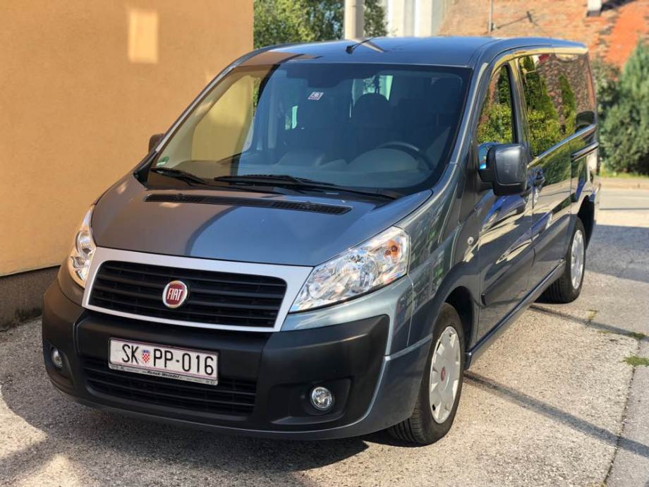 Fiat Scudo 2,0 MJT