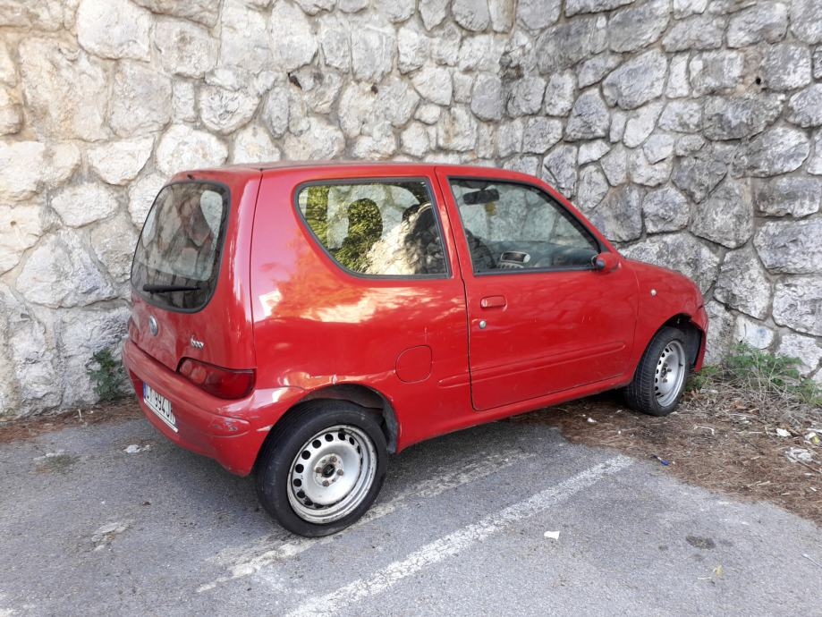 Fiat Seicento 2005g