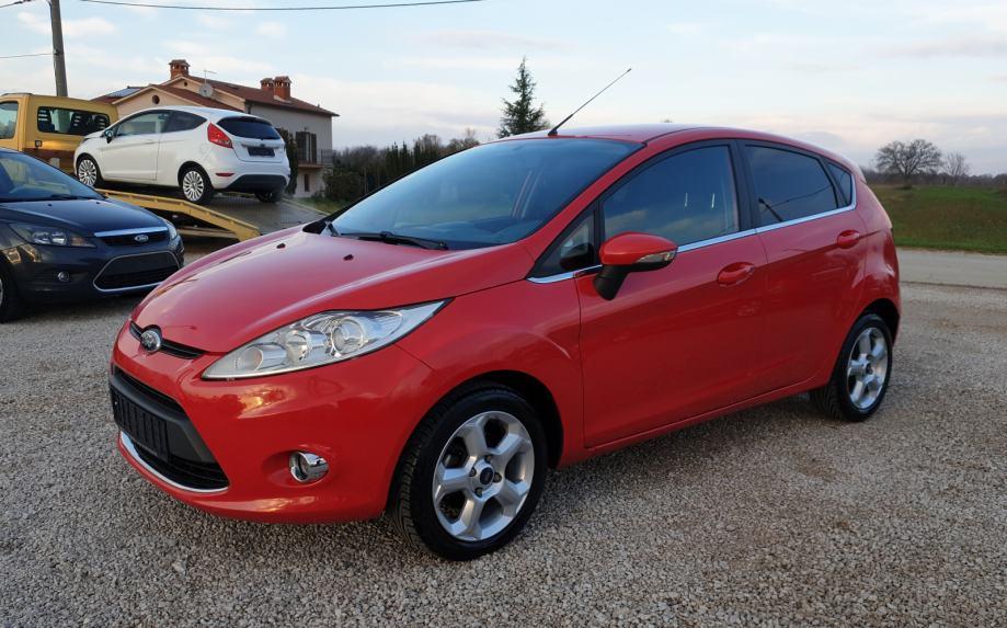 Ford Fiesta 1,4 16V + GPL BRC TITANIUM Servisna Nove gume NOVA AKCIJA!
