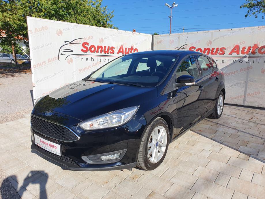 Ford Focus 1,5 TDCi / NAVIGACIJA/ JAMSTVO 1 GOD/