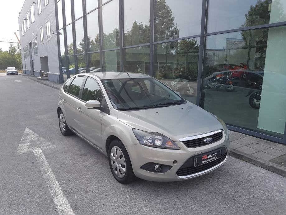 Ford Focus 1,6