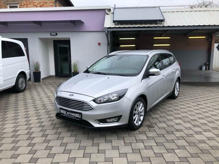 Ford Focus Karavan 1,5 Tdci TITANIUM Garancija na km, cijena sa PDV-om