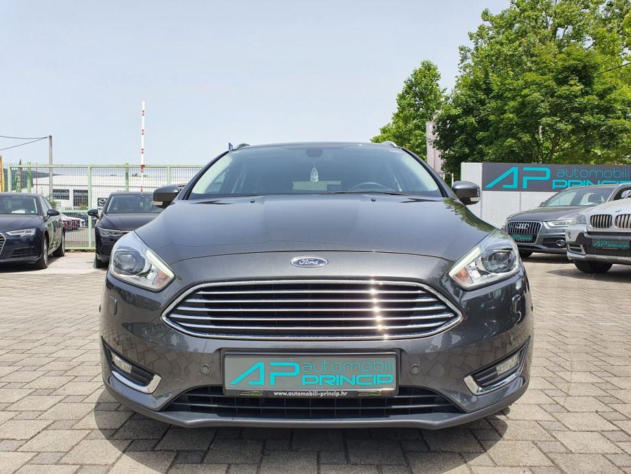 Ford Focus Karavan 1.5TDCi TITANIUM //KEYLESS//KAM//BT//
