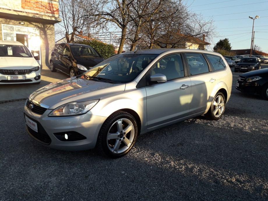 Ford Focus Karavan 2,0 Tdci/NAVI/KAMERA/