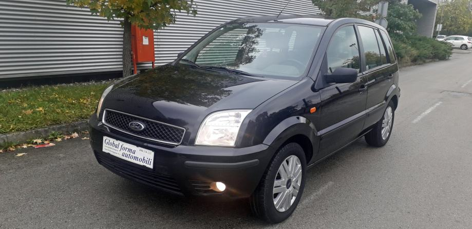 Ford Fusion 1,4 TDCI - kreditne kartice do 60 rata