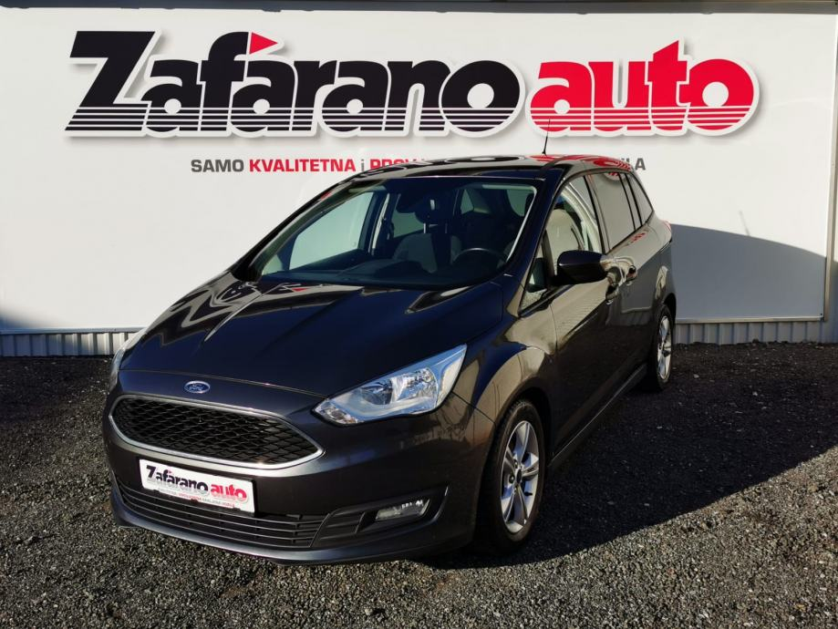 Ford Grand C-Max 1,5 TDCi BUSINESS EDITION STAR