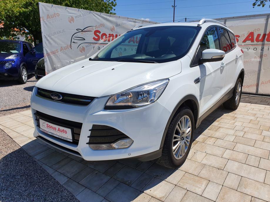 Ford Kuga 2WD 2,0 TDCI/ TITANIUM/KOZA-PANORAMA-KEYLESS GO-NAVI-/JAM