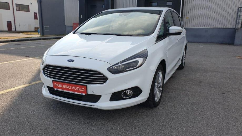 FORD S-MAX GROOVE PLUS 2.0 TDCI - * 33886
