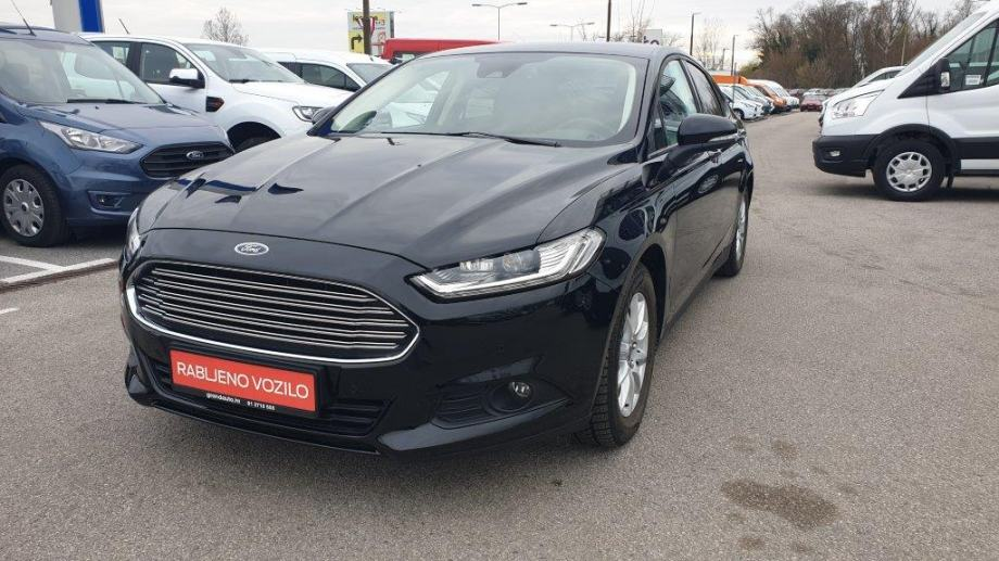 FORD MONDEO TREND 2.0 TDCI POWERSHIFT * 53436