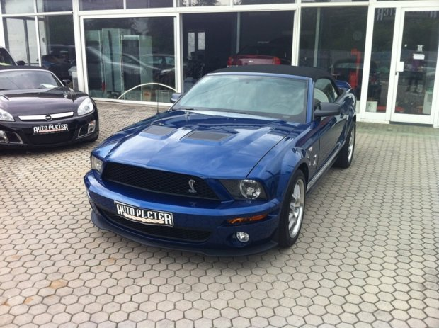 Ford Mustang SHELBY GT 500,1 VLASNIK, SAMO 21.250KM!