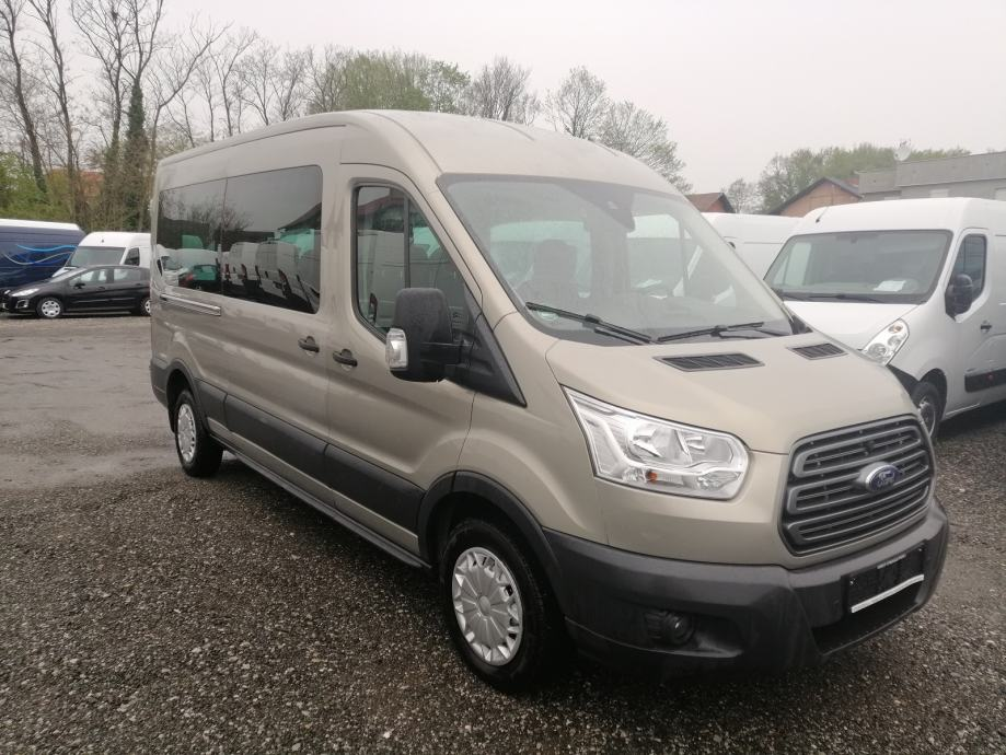 Ford Transit 350 L3*Produženi*8+1*2015.god.