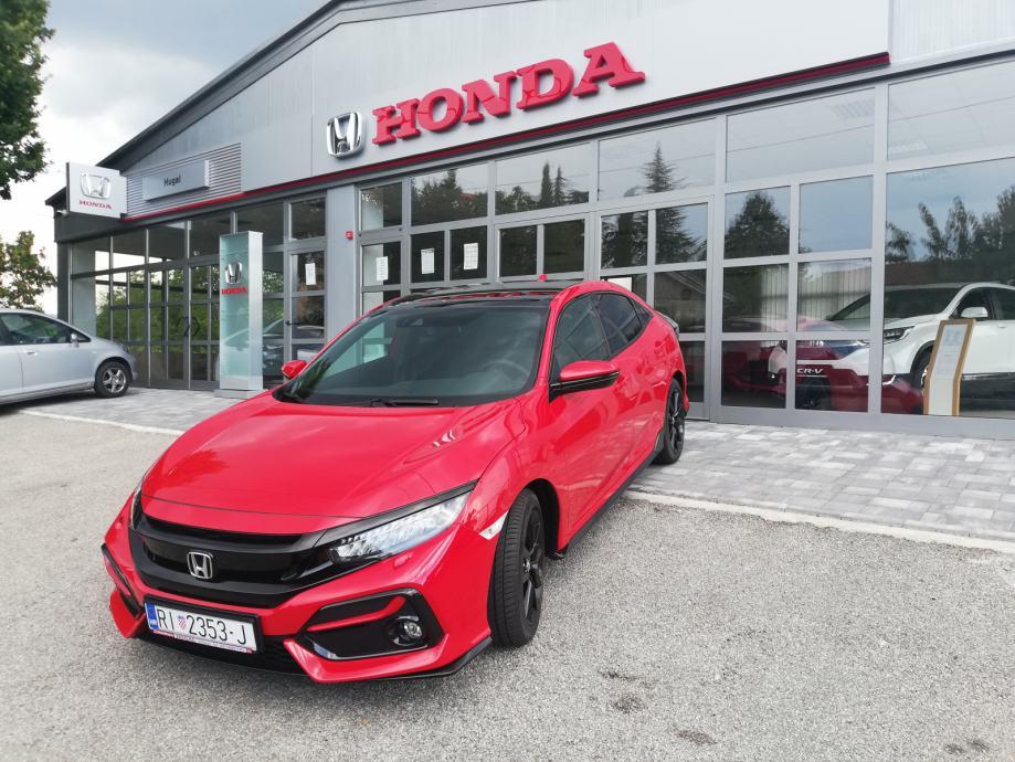 Honda Civic 1,5T SportPlus MY20