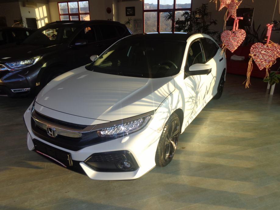 Honda Civic 1,5T Prestige!