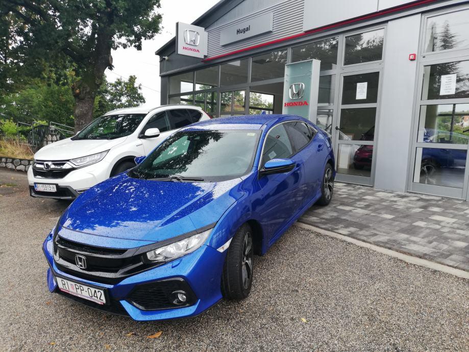 Honda Civic 1,6 i-DTEC Elegance navi!
