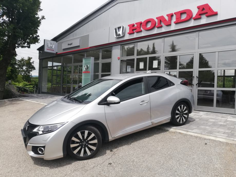Honda Civic 1,6 Elegance, prvi vlasnik!